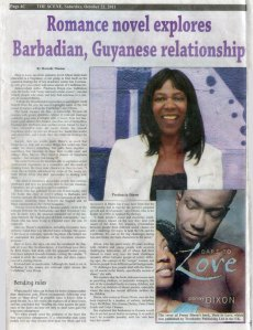 Stabroek News Review of Dare to Love